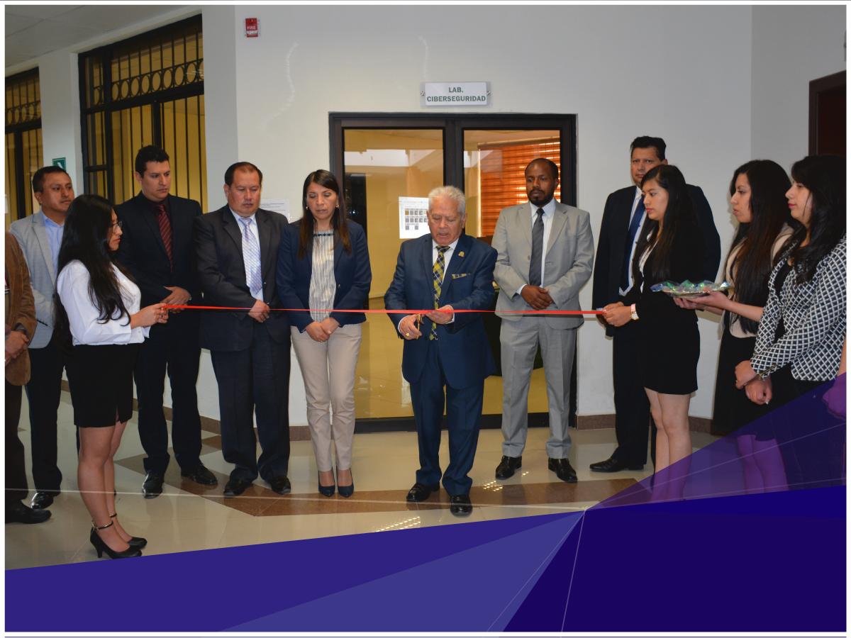 Científicos del Centro de Investigación en Mecatrónica y Sistemas Interactivos (MIST) de la Universidad Indoamérica conformaron tres redes de trabajo