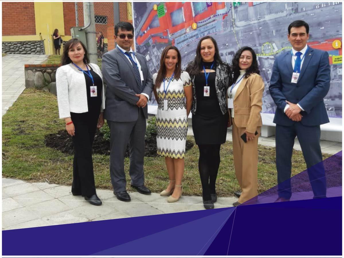 Docentes de Indoamérica son ponentes en el Primer Congreso Internacional de la Sociedad en Cuenca