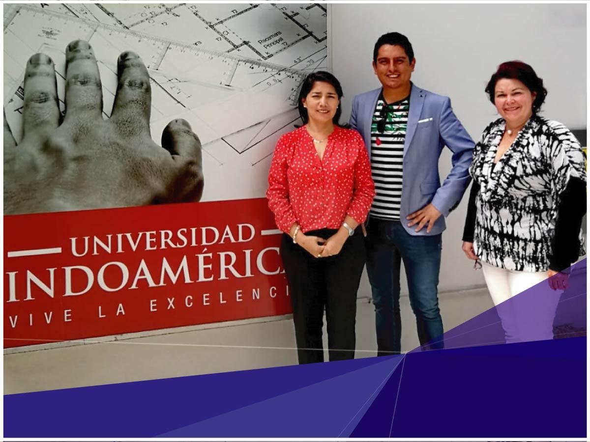 El Centro de Investigación CICHE de la Universidad Indoamérica realizó el balance de resultados de sus primeros seis meses de creación