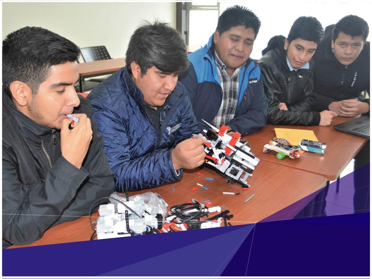 Universidad Indamoamérica promociona la Carrera de Computación mediante cursos continuos