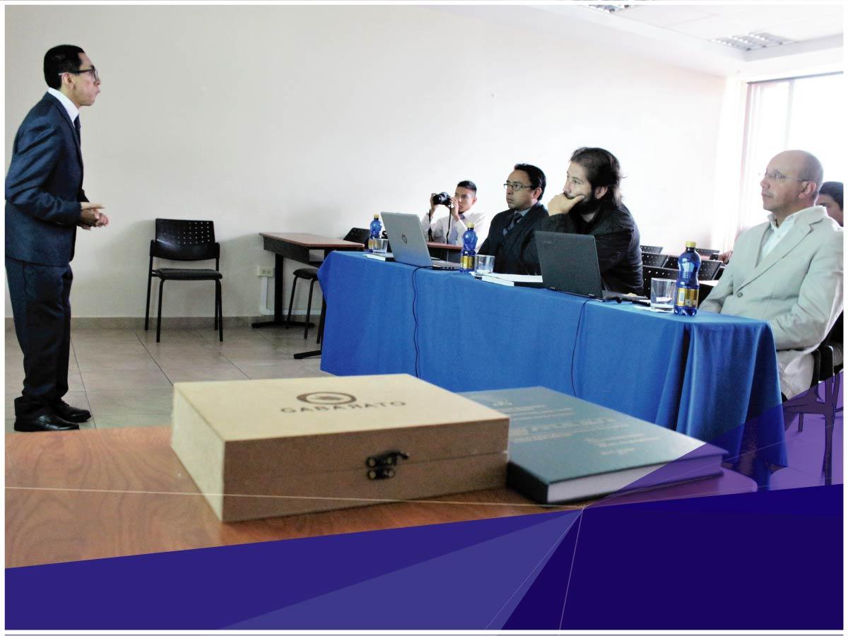 Mario Piedra además de obtener la Ingeniería en Diseño Digital se convirtió en un ejemplo para la Universidad Indamoamérica