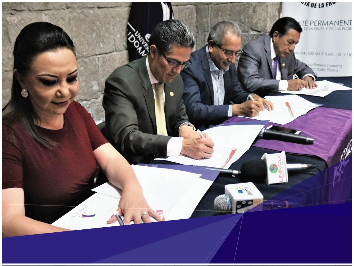 La Universidad Indoamérica es auspiciante de la LXIX Fiesta de la Fruta y de las Flores Ambato 2020