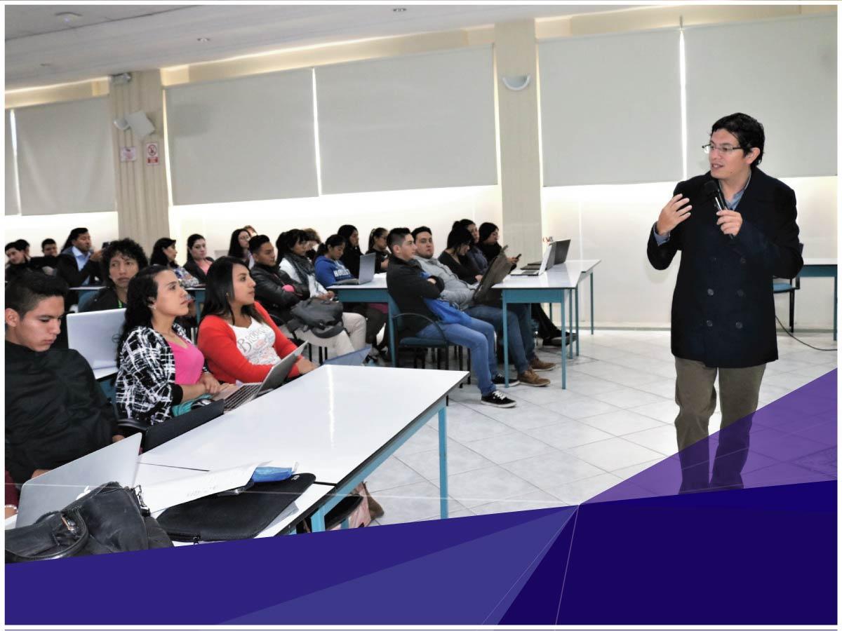 La Universidad Indoamérica capacita a sus estudiantes y docentes en la buena aplicación de las Normas APA