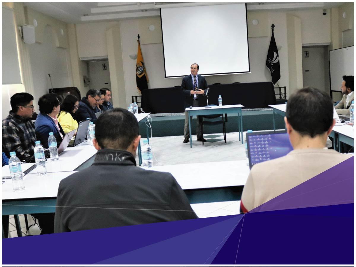 La Universidad Indoamérica trabaja en dos proyectos de investigación financiados por Cedia