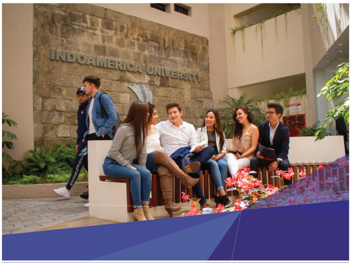 Indoamérica recibe acreditación institucional del CACES