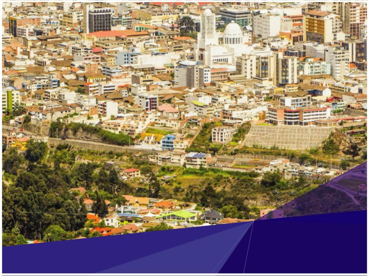Ambato debe convertirse en una ciudad sostenible