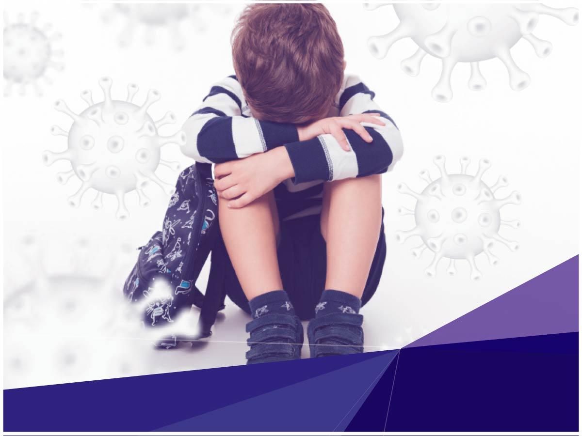 Los niños, principales víctimas de violencia en la pandemia