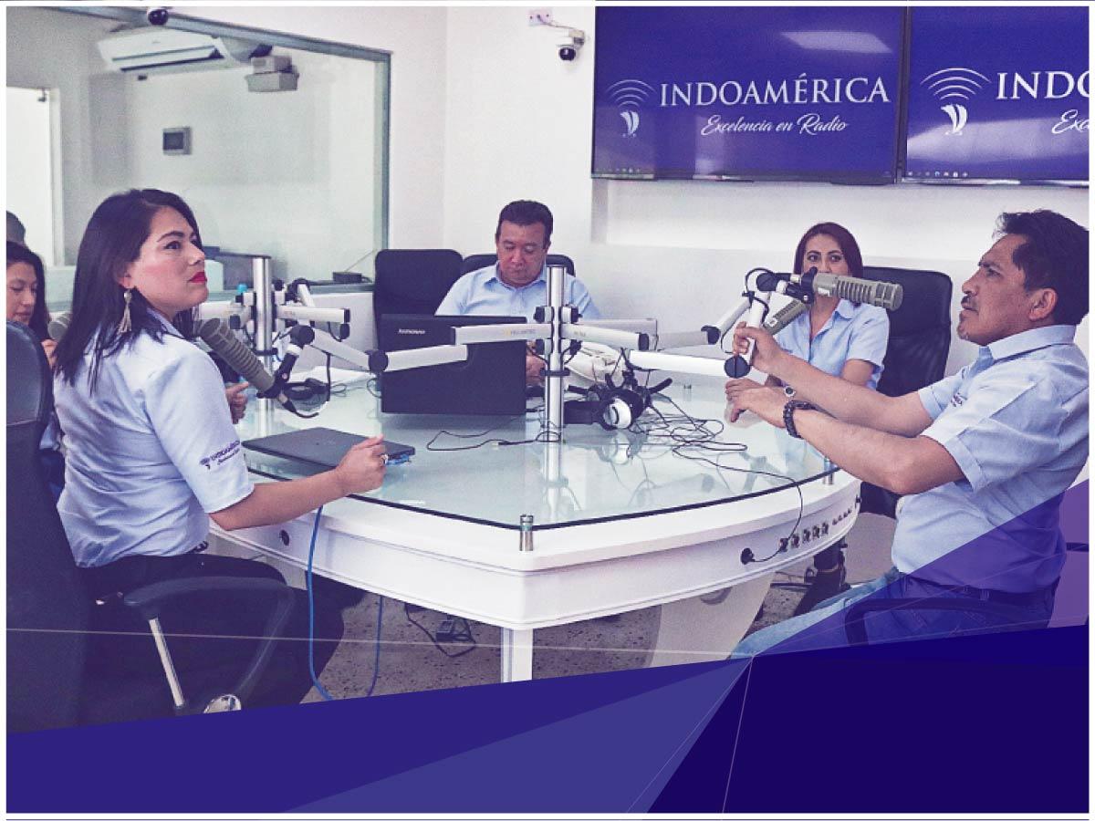 Radio Indoamérica cumple un año al aire