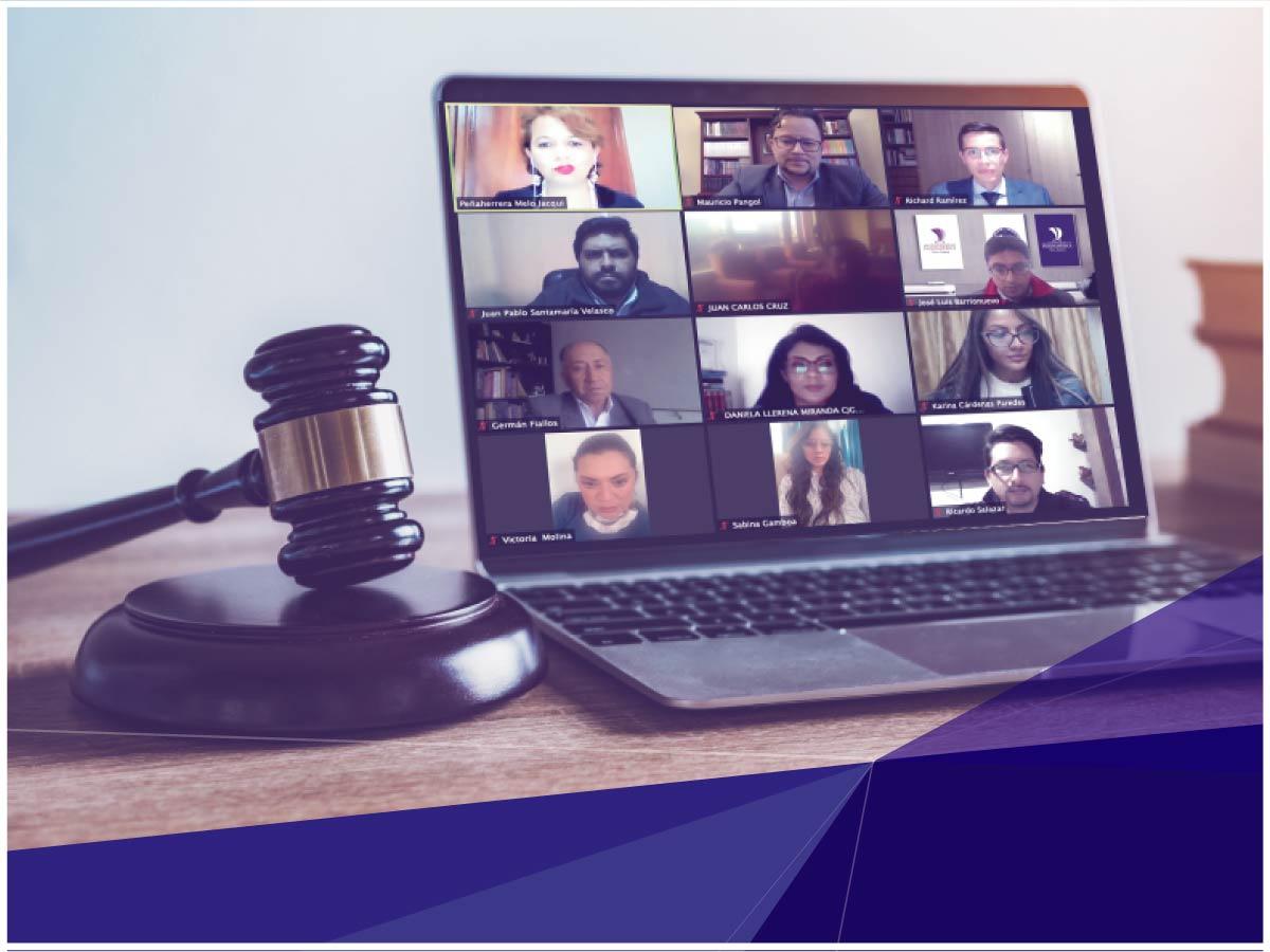 Indoamérica realiza conferencias Magistrales Internacionales de Derecho