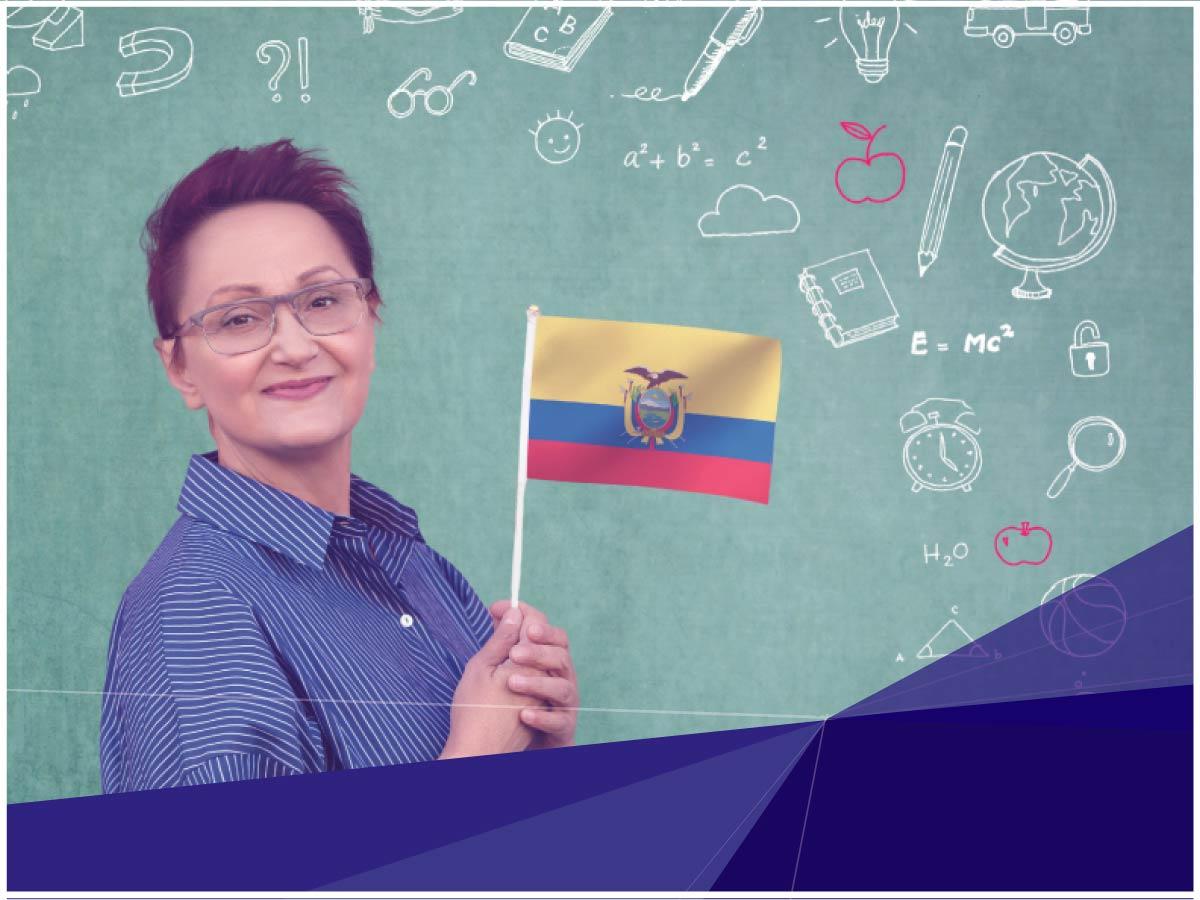 Indoamérica reconoce la labor del maestro ecuatoriano