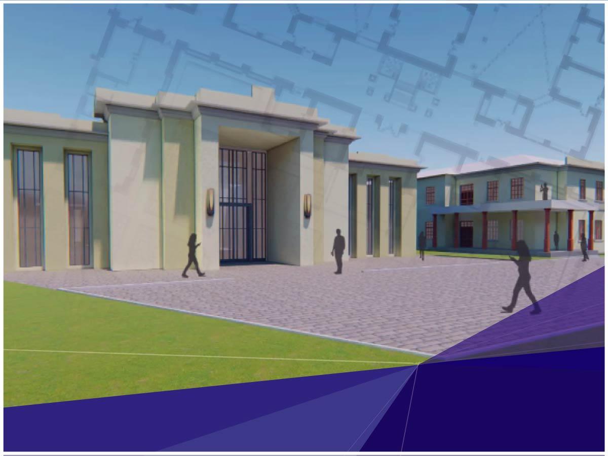 Indoamérica ofrece importante aporte para la Rehabilitación del Hospital de Alausí