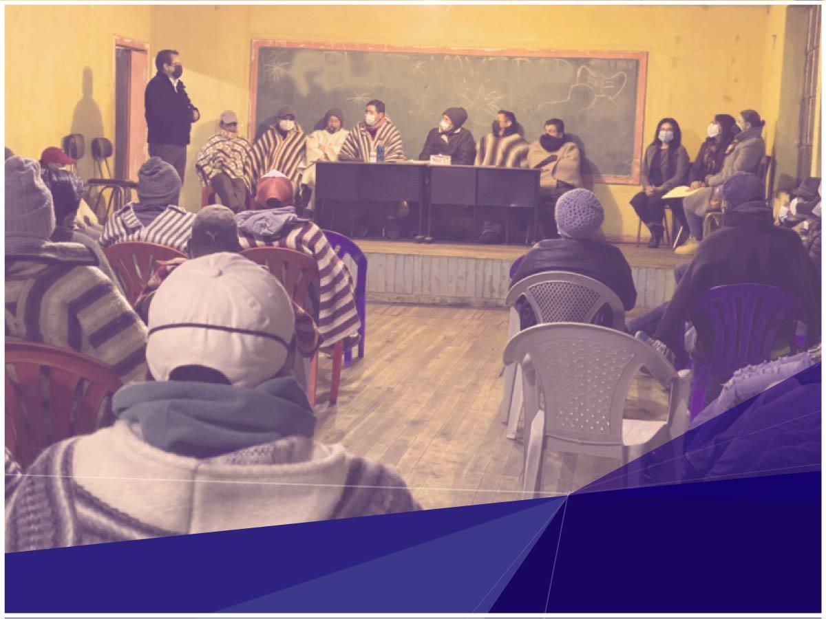 Consultorio Jurídico Gratuito aporta con sus servicios a las Comunidades Rurales del cantón Quero