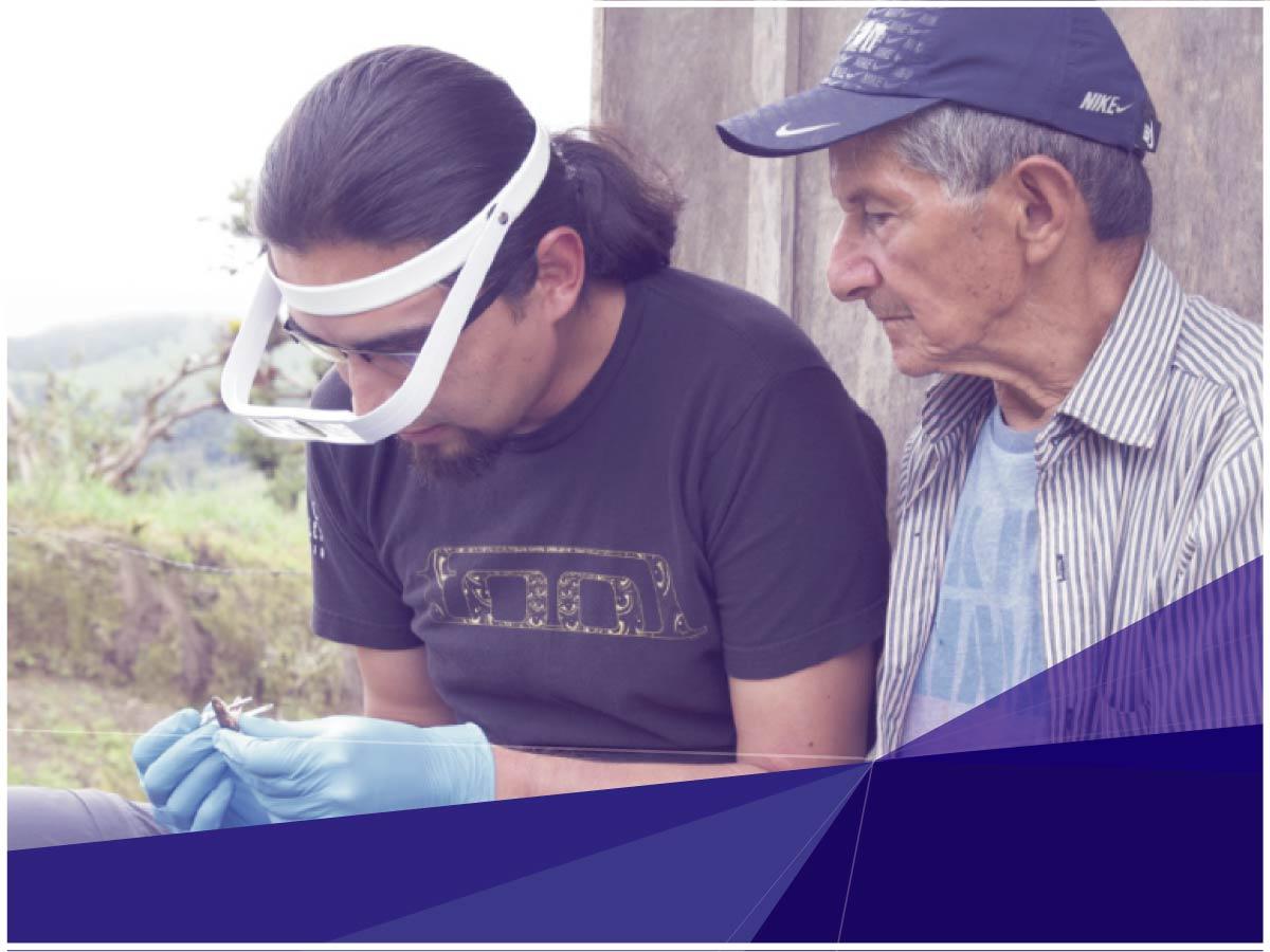 Investigador de Indoamérica es parte del panel internacional de expertos en serpientes de la OMS